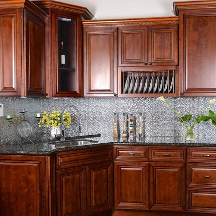 who can help me with wood cabinets in grey marietta for my kitchen?